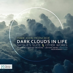 Cover image of the album Dark Clouds in Life by Mark John McEncroe