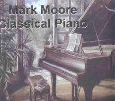 Cover image of the album Classical Piano by Mark Moore
