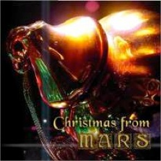 Cover image of the album Christmas from Mars by Mars Lasar