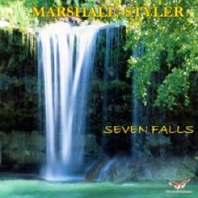 Cover image of the album Seven Falls by Marshall Styler
