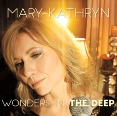 Cover image of the album Wonders in the Deep by Mary-Kathryn