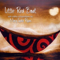 Cover image of the album Little Red Boat by Mary Lydia Ryan