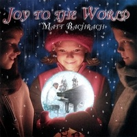 Cover image of the album Joy to the World by Matt Bachrach