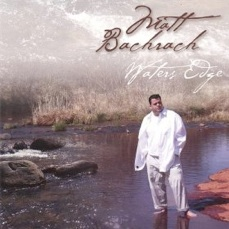 Cover image of the album Waters Edge by Matt Bachrach