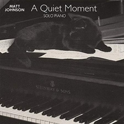 Cover image of the album A Quiet Moment by Matt Johnson