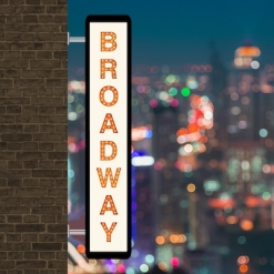 Cover image of the album Broadway (single) by Matt Johnson