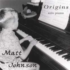 Cover image of the album Origins by Matt Johnson