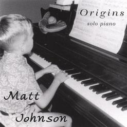 Cover image of the album Origins by Matt Johnson