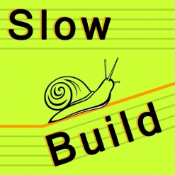 Cover image of the album Slow Build (single) by Matt Johnson
