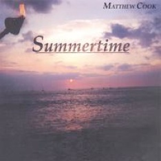 Cover image of the album Summertime by Matthew Cook