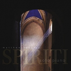 Cover image of the album Spiriti by Matthew Labarge