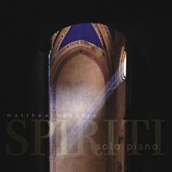 Cover image of the album Spiriti by Matthew Labarge