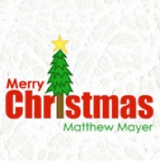Cover image of the album Merry Christmas by Matthew Mayer