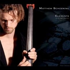 Cover image of the album Elements by Matthew Schoening