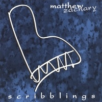 Cover image of the album Scribblings by Matthew Zachary