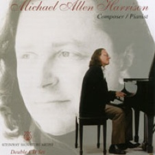 Cover image of the album Composer/Pianist by Michael Allen Harrison