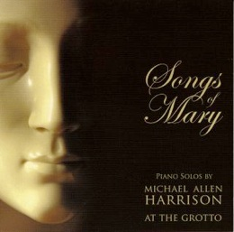 Cover image of the album Songs of Mary by Michael Allen Harrison