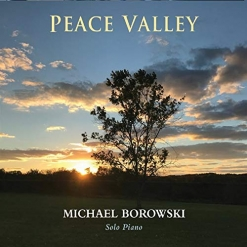 Cover image of the album Peace Valley by Michael Borowski
