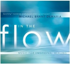 Cover image of the album In the Flow by Michael Brant DeMaria