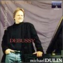 Cover image of the album Beethoven - Mendelssohn - Debussy by Michael Dulin