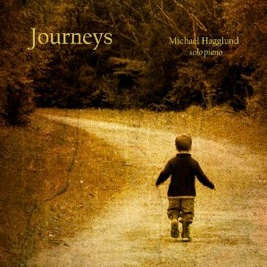 Cover image of the album Journeys by Michael Hagglund
