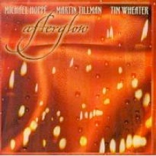 Cover image of the album Afterglow by Michael Hoppé