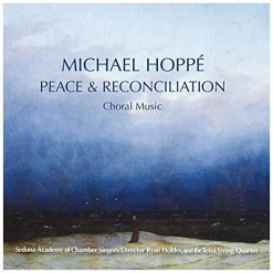 Cover image of the album Peace and Reconciliation by Michael Hoppé