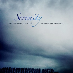 Cover image of the album Serenity by Michael Hoppé