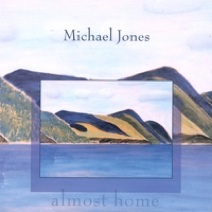 Cover image of the album Almost Home by Michael Jones