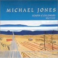 Cover image of the album Echoes of Childhood by Michael Jones