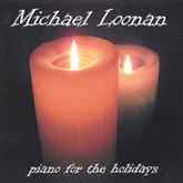 Cover image of the album Piano for the Holidays by Michael Loonan