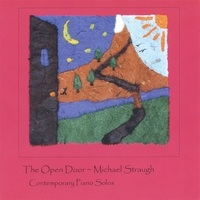 Cover image of the album The Open Door by Michael Straugh