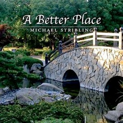 Cover image of the album A Better Place by Michael Stribling
