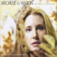 Cover image of the album Myths & Legends by Michele de Wilton