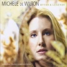 Cover image of the album Myths & Legends by Michele de Wilton