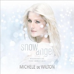 Cover image of the album Snow Angel by Michele de Wilton
