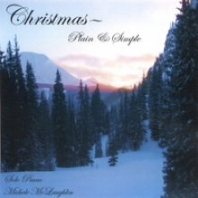 Cover image of the album Christmas - Plain & Simple by Michele McLaughlin