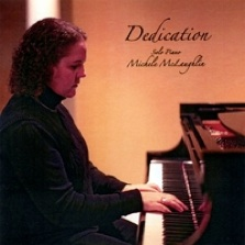 Cover image of the album Dedication by Michele McLaughlin