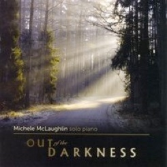 Cover image of the album Out of the Darkness by Michele McLaughlin