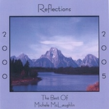 Cover image of the album Reflections by Michele McLaughlin