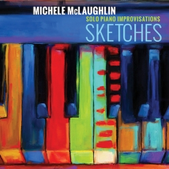 Cover image of the album Sketches by Michele McLaughlin