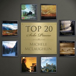 Cover image of the album Top 20 by Michele McLaughlin