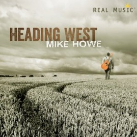 Cover image of the album Heading West by Mike Howe