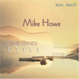 Cover image of the album Time Stands Still by Mike Howe