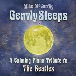 Cover image of the album Gently Sleeps by Mike McCarthy