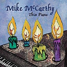 Cover image of the album This Piano by Mike McCarthy