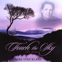 Cover image of the album Touch the Sky by Mike Strickland
