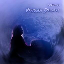 Cover image of the album Frozen Dream by Milana