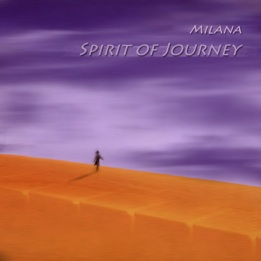 Cover image of the album Spirit of Journey by Milana Zilnik