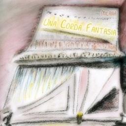 Cover image of the album Una Corda Fantasia by Milana Zilnik